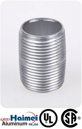 "4"" UL Aluminum Conduit Nipples"