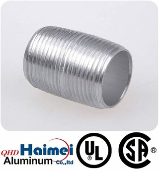 "5""UL Rigid Aluminum Pipe Nipples"