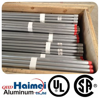 "2"" UL Approved Rigid Aluminum Conduit"